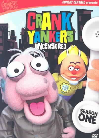 CRANK YANKERS:SEASON 1 UNCENSORED BY CRANK YANKERS (DVD)
