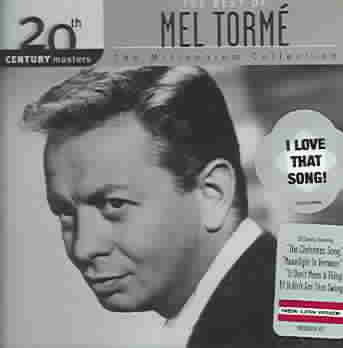20TH CENTURY MASTERS:MILLENNIUM COLLE BY TORME,MEL (CD)